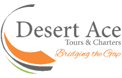 Desert Ace Tours and Charters Logo